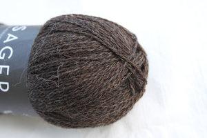 Highland wool chocolat