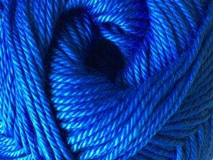 bomull 8/4 blå 116