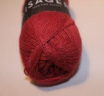 Isager Alpaca - Röd 21