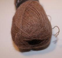 Isager Alpaca - Brun 8