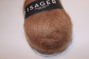 Isager Silk Mohair - Brun 63