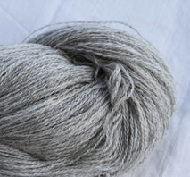 Spinni ljusgrå 2s